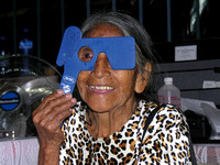 After Cataract Surgery... Bagua Chica, Peru